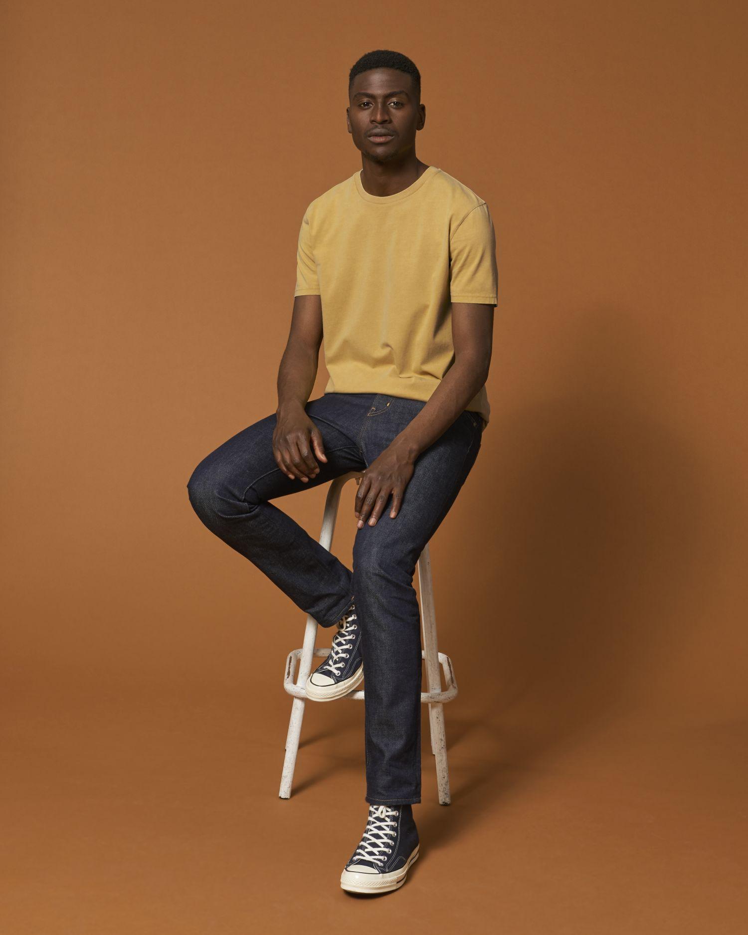 Creator Vintage - Le T-shirt unisexe teinté pièce