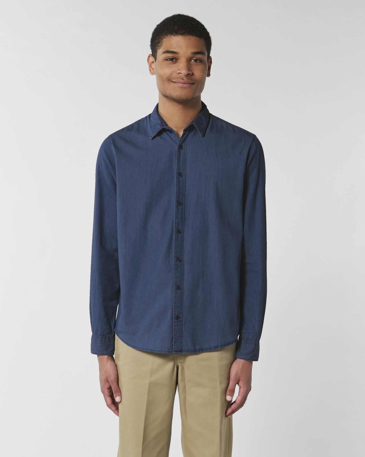 Stanley Innovates Denim - La chemise denim homme