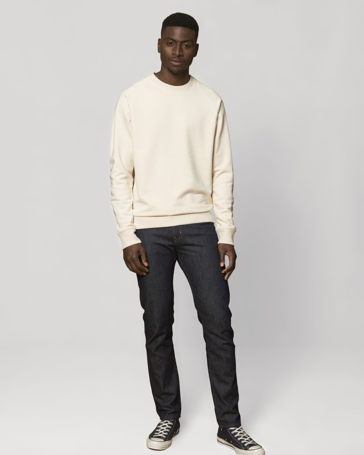 Stanley Stroller - Le sweat-shirt col rond iconique homme
