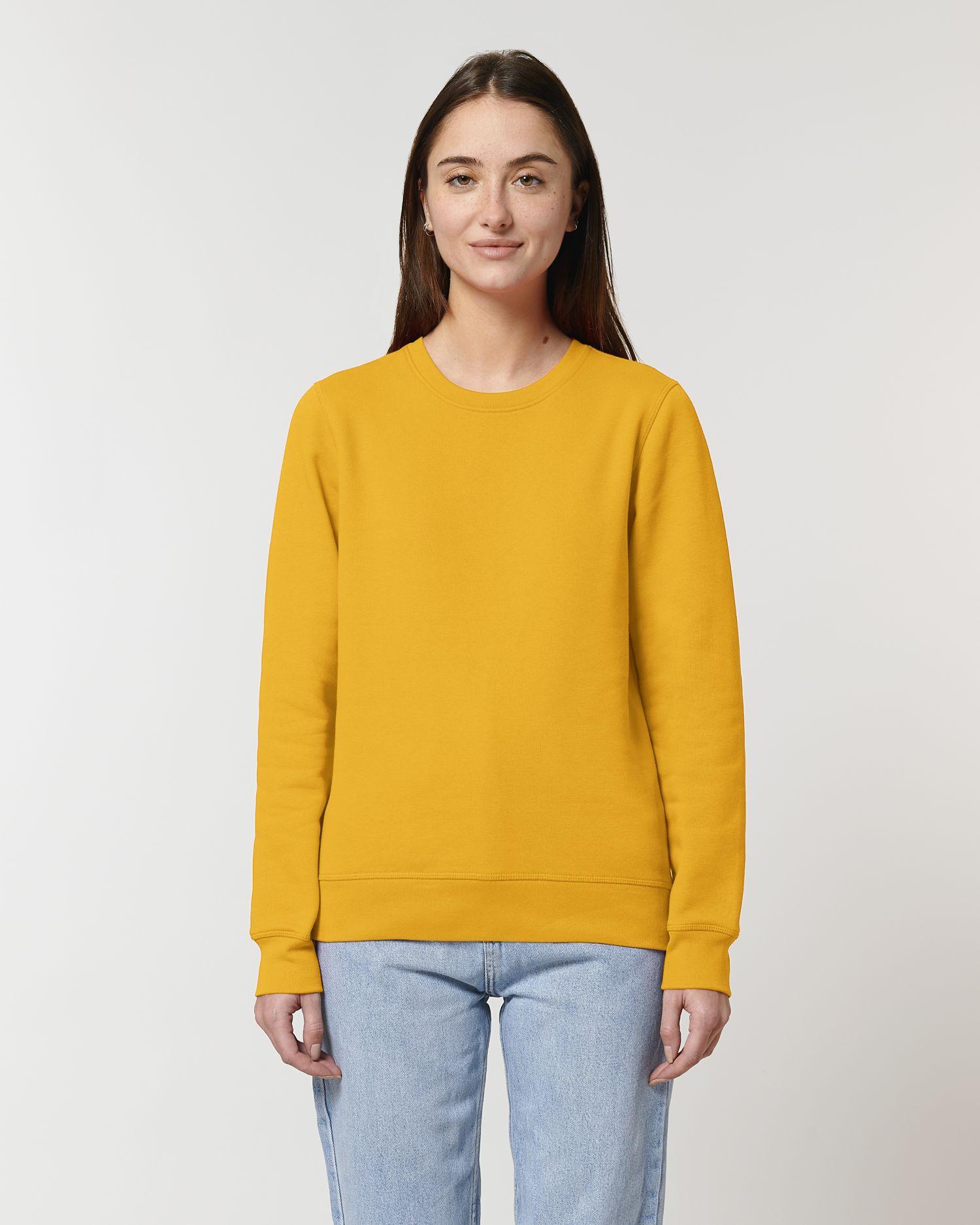 Roller Basic Unisex-Sweatshirt mit Rundhalsausschnitt STSU868 Stanley/Stella