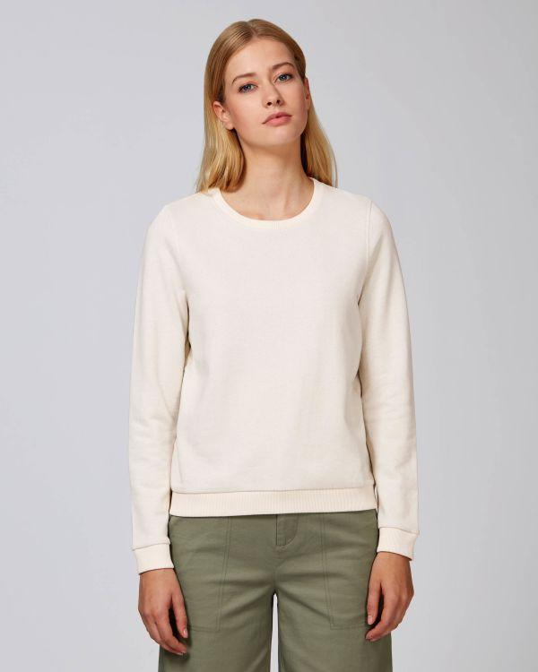 Stella Fancies - Le sweat-shirt fil bicolore femme
