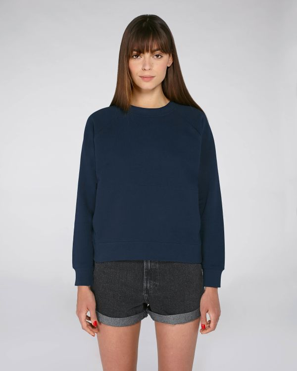 Stella Believes - Le sweat-shirt col montant femme