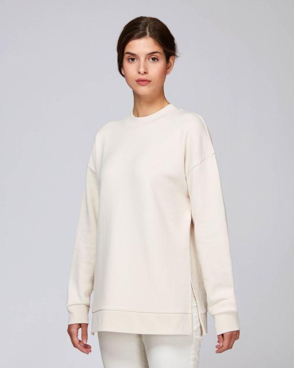 Stella Achieves - Le sweat-shirt long femme