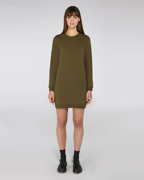 Stella Kicks - La robe sweat-shirt
