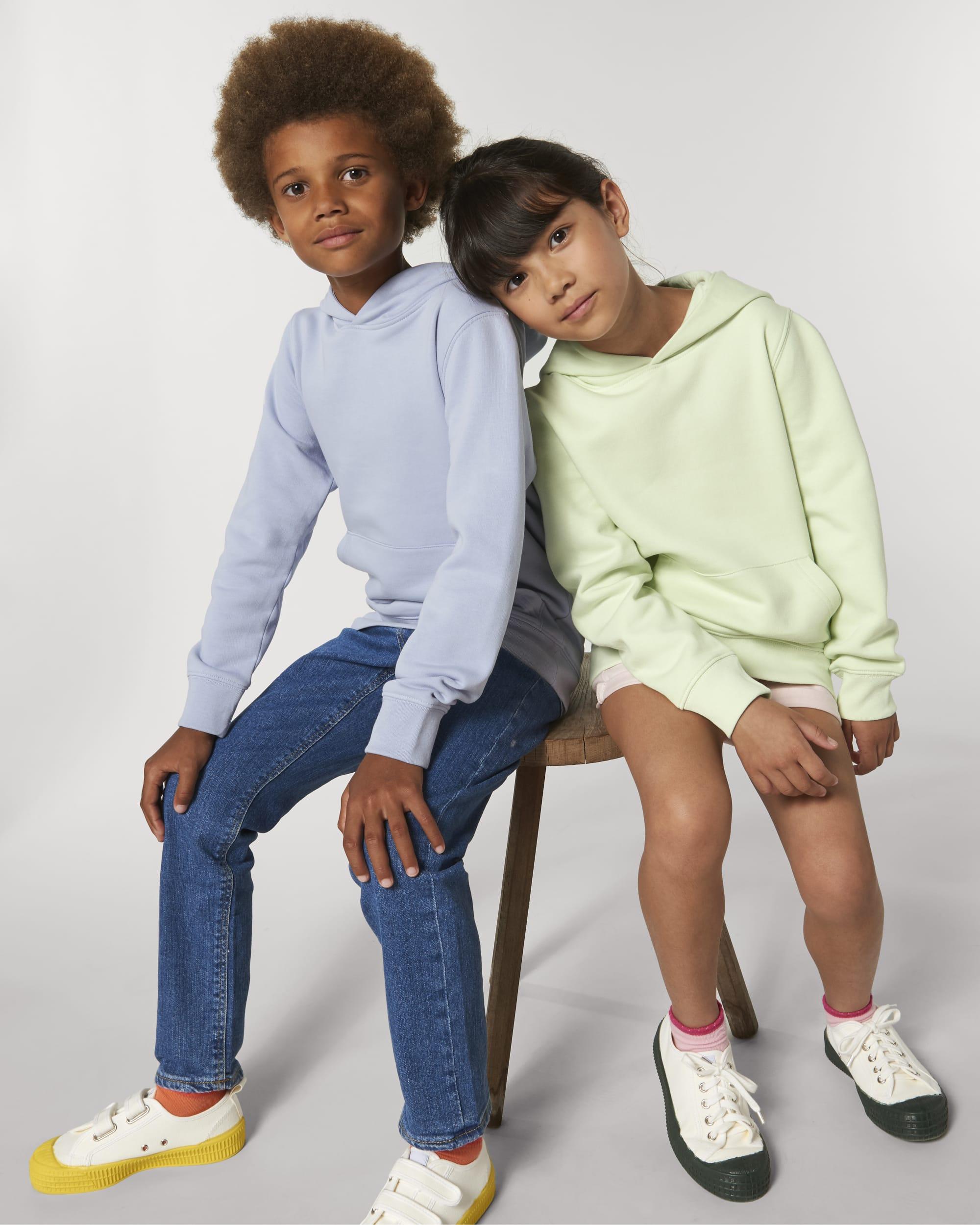 MINI CRUISER STSK911 Iconic Kinder Hoodie Stanley/Stella