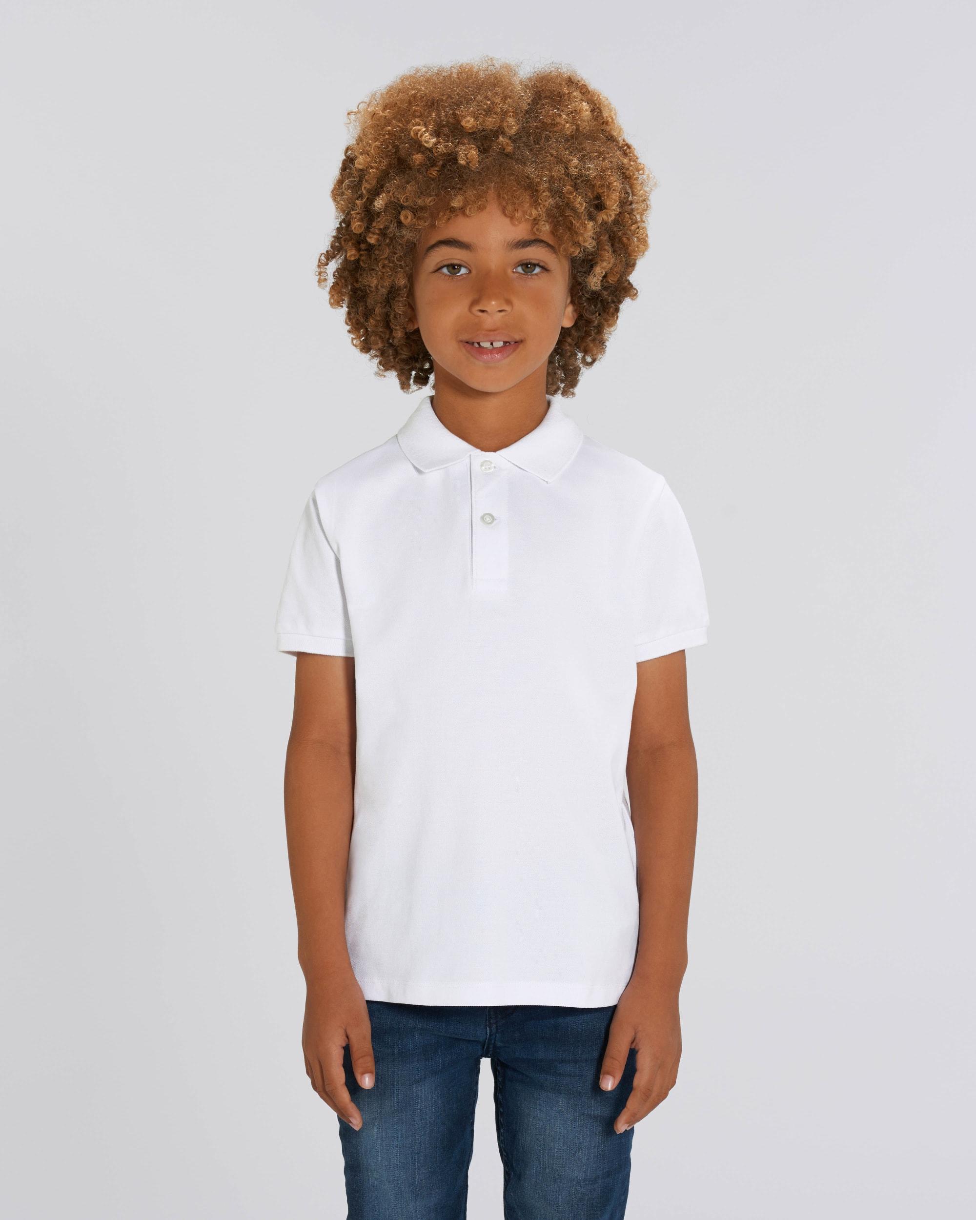 MINI SPRINTER STPK908 Iconic Kinder Poloshirt Stanley/Stella