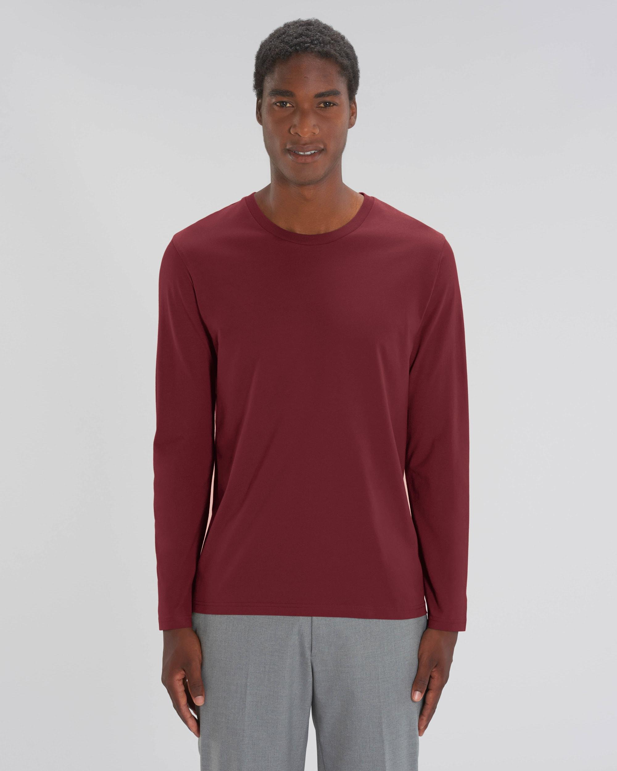 STANLEY SHUFFLER STTM560 Iconic Herren T-Shirt mit langen Ärmeln Stanley/Stella