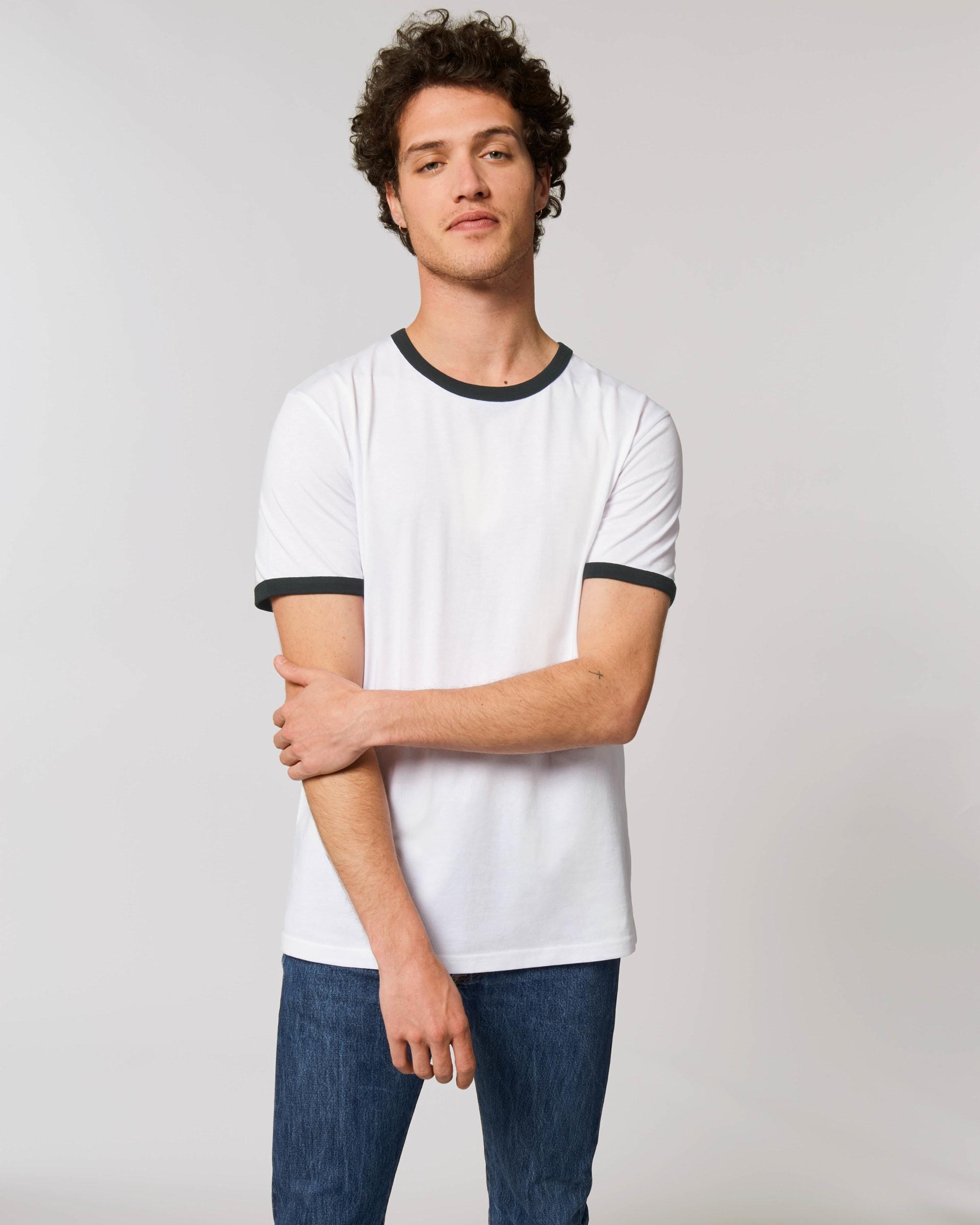 Ringer STTU827 Unisex T-Shirt Stanley/Stella