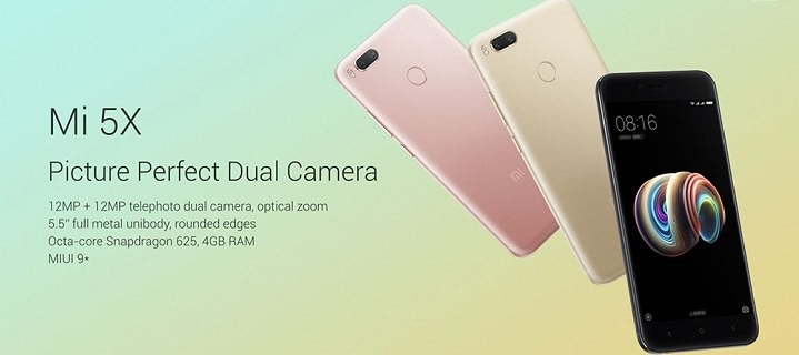 Just a dual Camera Phone?  10 Details Let You Fall in Love with Xiaomi Mi5X