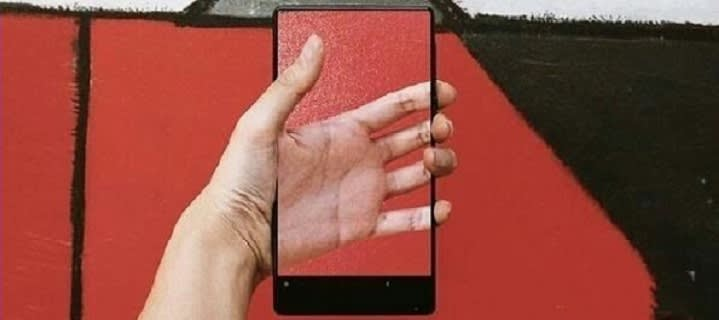 Simple Way to Turn Your Xiaomi Phones Into Transparent Screen