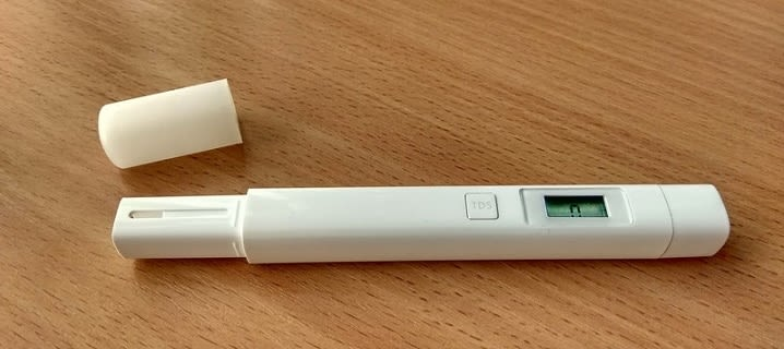Sharing of Pop Science Grade Review! Xiaomi Mi TDS Pen Water Quality Tester!