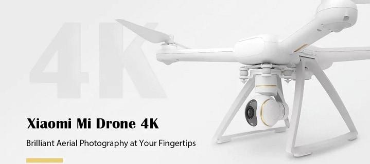 Is It Worth to Buy? Xiaomi Mi Drone 4K Review!