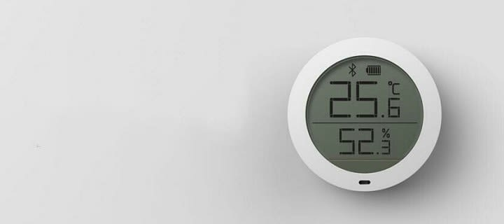 Xiaomi Mi Smart Temperature And Humidity Sensor | Just a Glance And You Know About The Temperature And The Humidity
