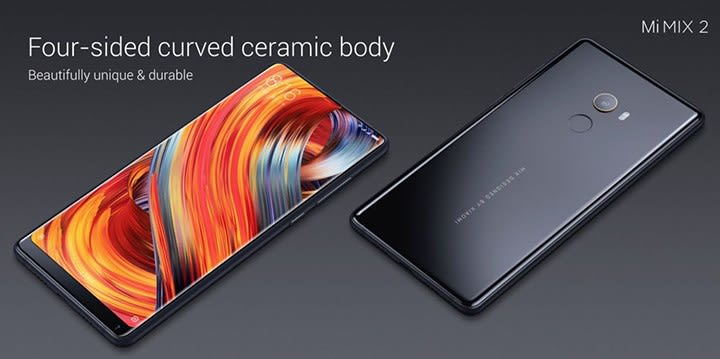 Xiaomi Mi Mix 2 Comprehensive Review: Full Screen is Perfect