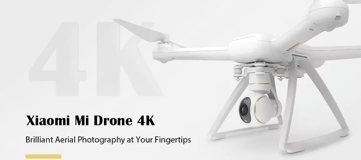 Is It Worth to Buy? Xiaomi Mi Drone 4K Review!