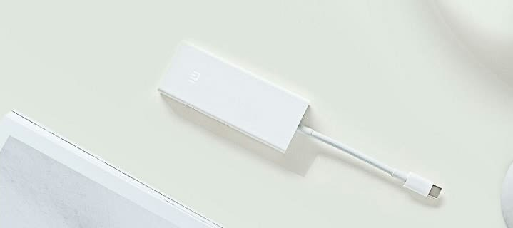 Xiaomi Type C Adapter | Xiaomi USB C to HDMI Multi-function Device