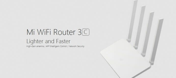 Which is worth to buy? XiaomiMi Wifi Router 3C or Mi Router 3