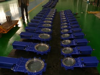 Knife Gate Valve manufacturers