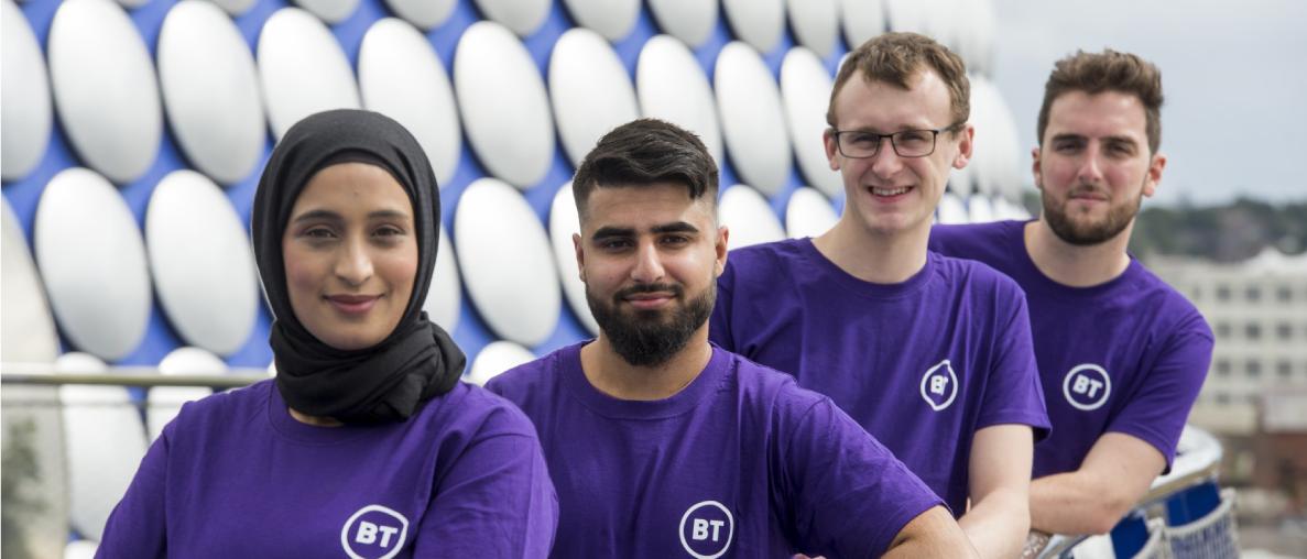 Helping BT drive attendance to their apprenticeship workshops