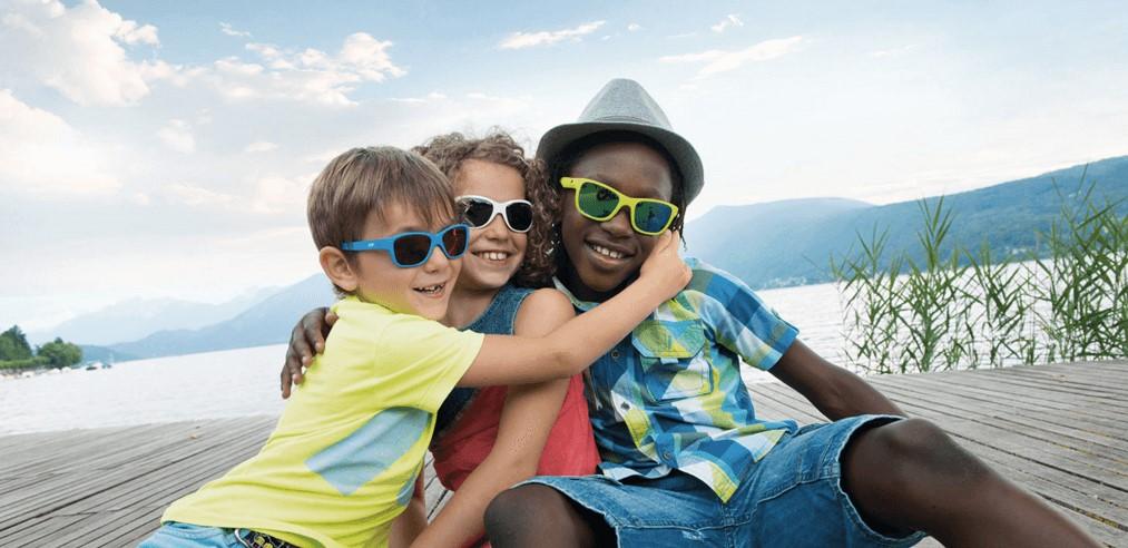 Çocuk Güneş Gözlükleri