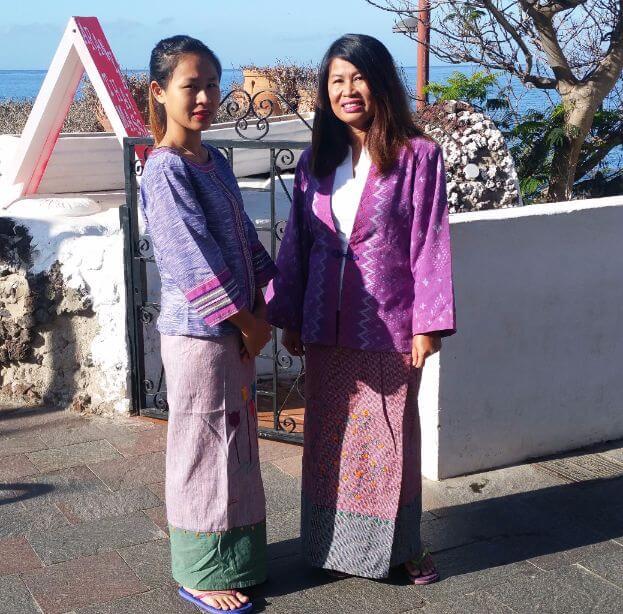 Mint and Aranya