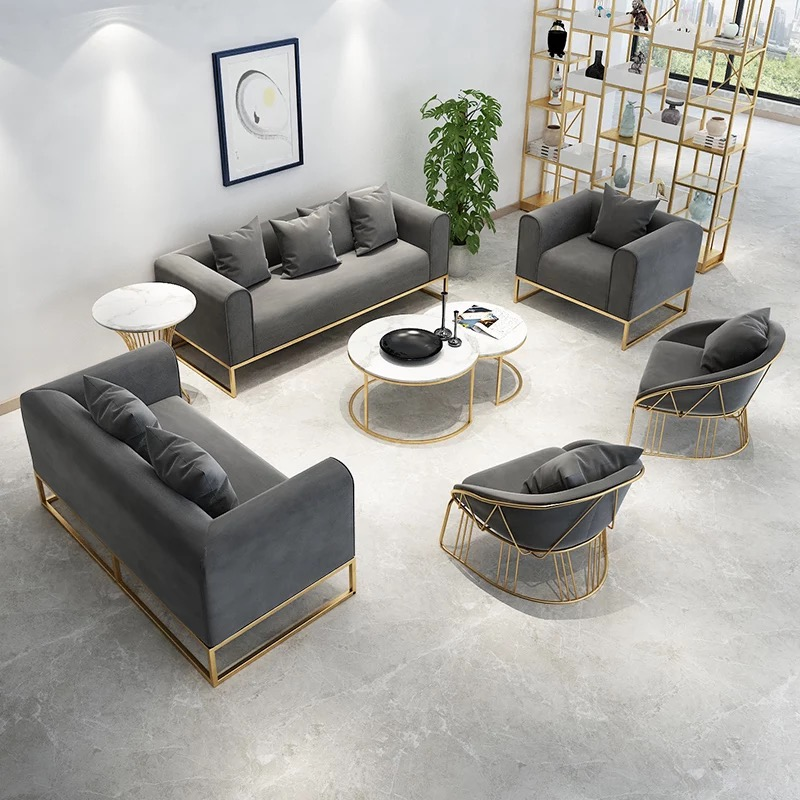 Sofa 8316 Full Set with Center Table