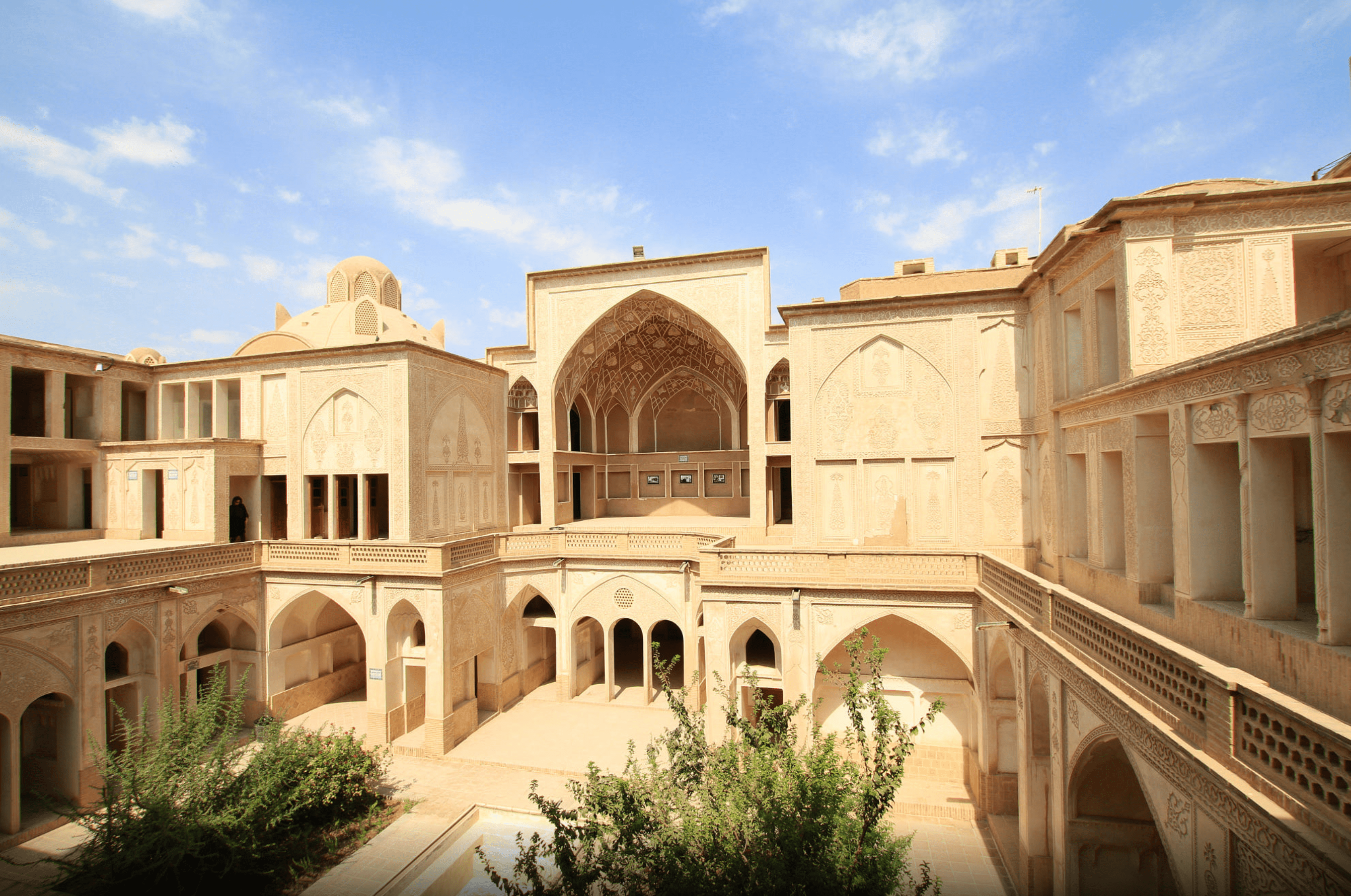 Abassian house of Kashan