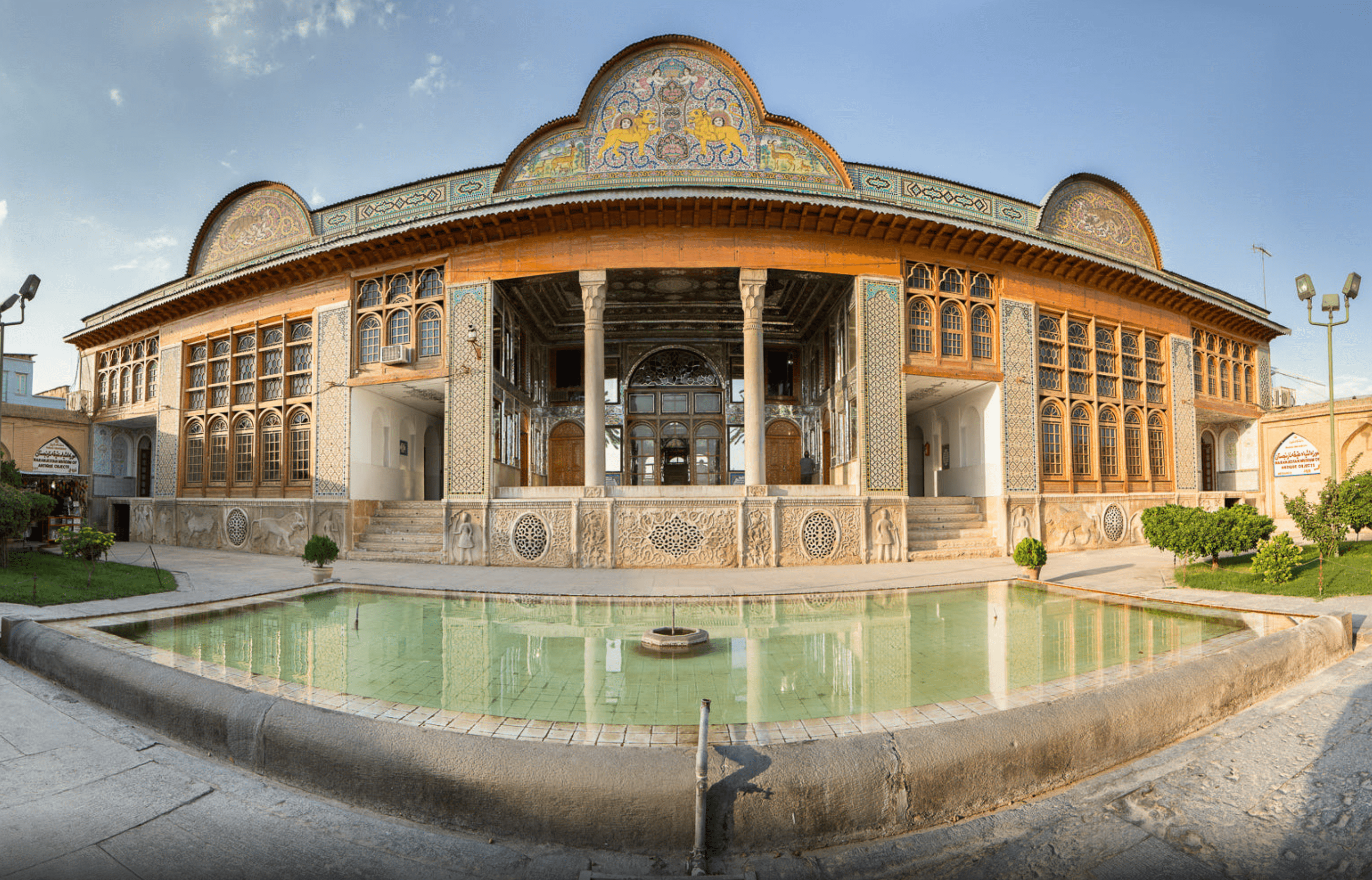 qavam house shiraz