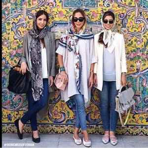 dress code for iran trip