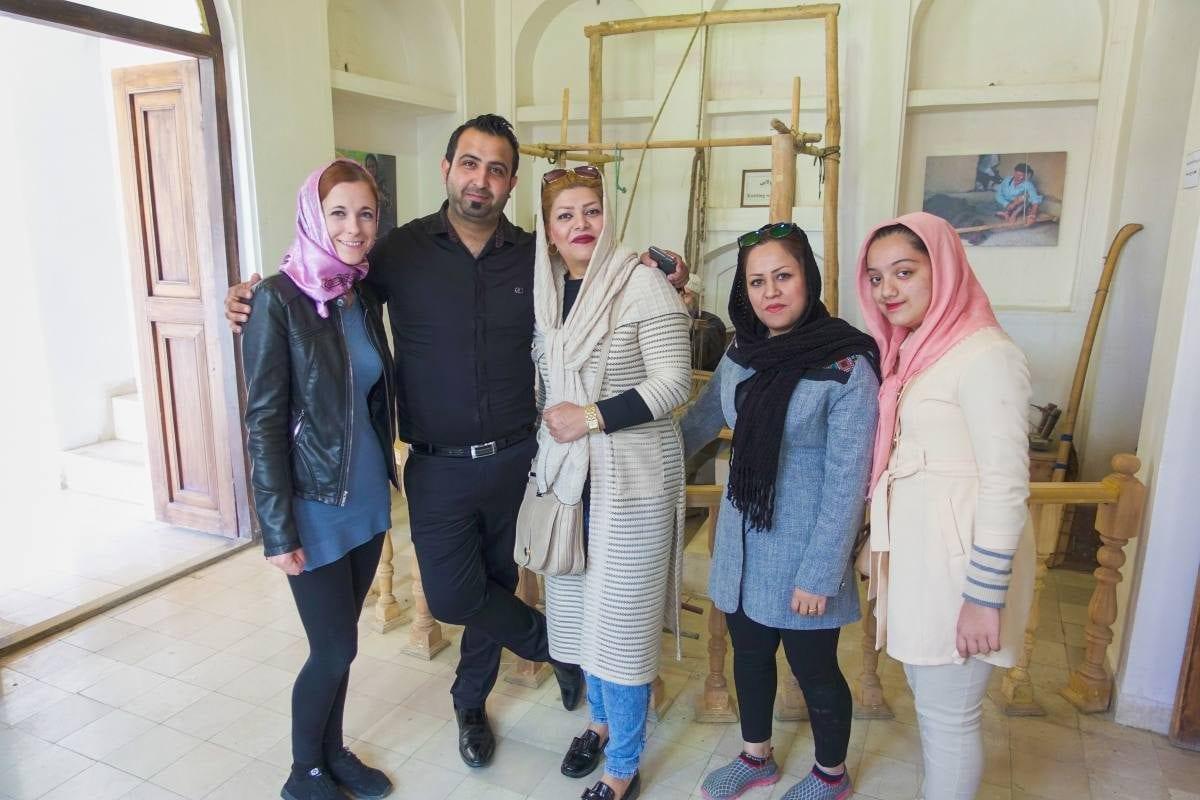 iran dress code law