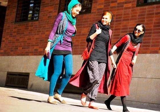 stylish dress code in iran with photos
