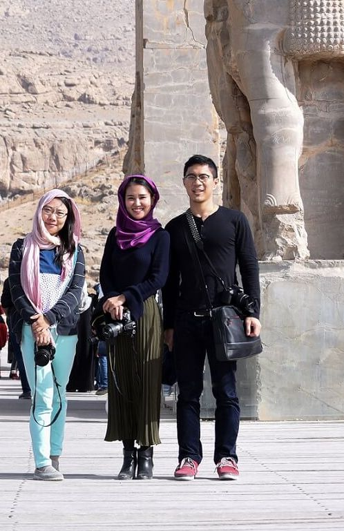 iran's dress code for tourists
