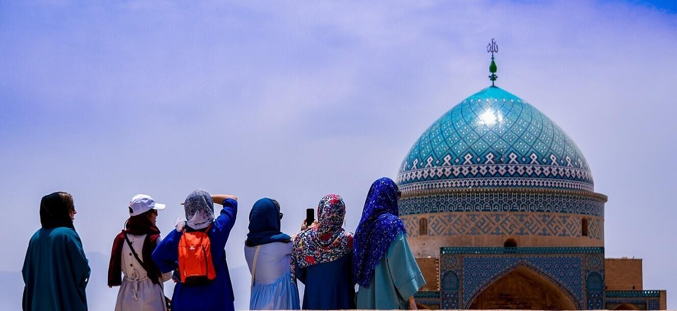 free dress code in iran