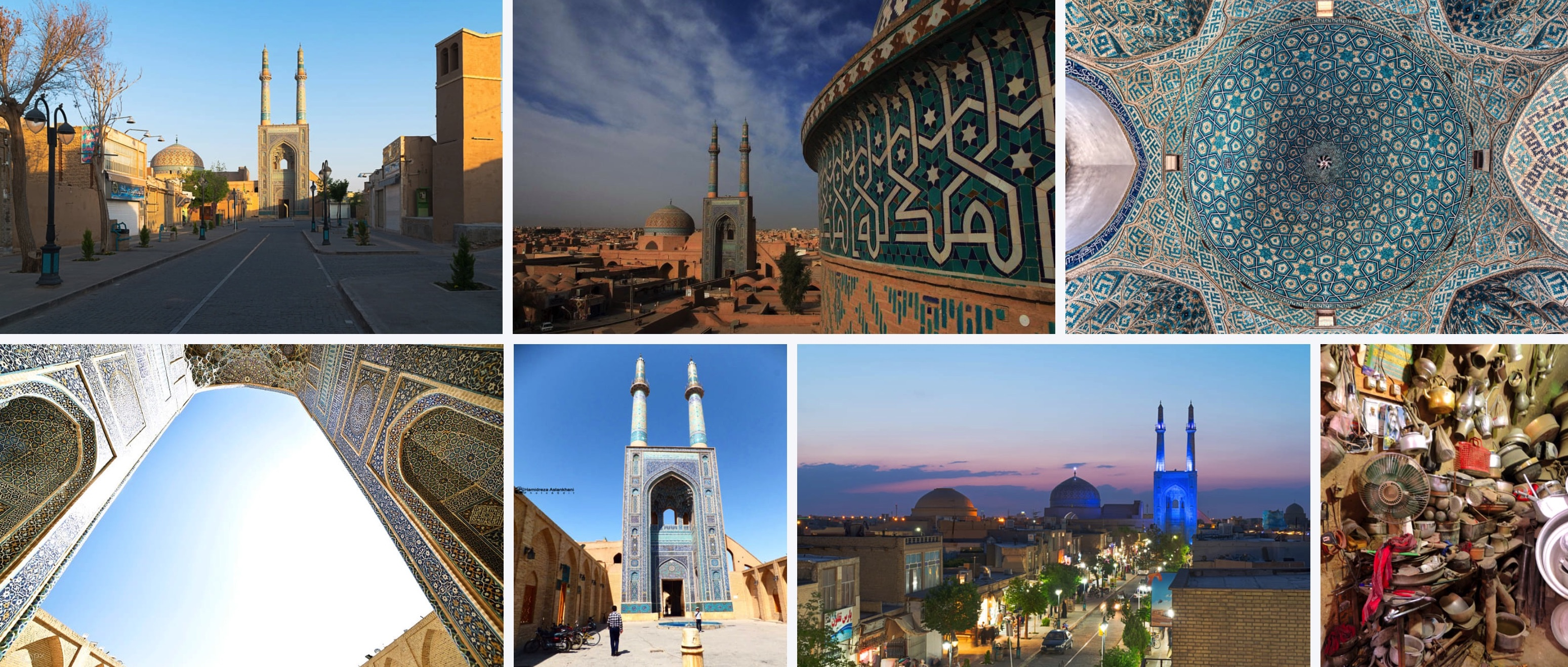 friday jammer mosque of yazd