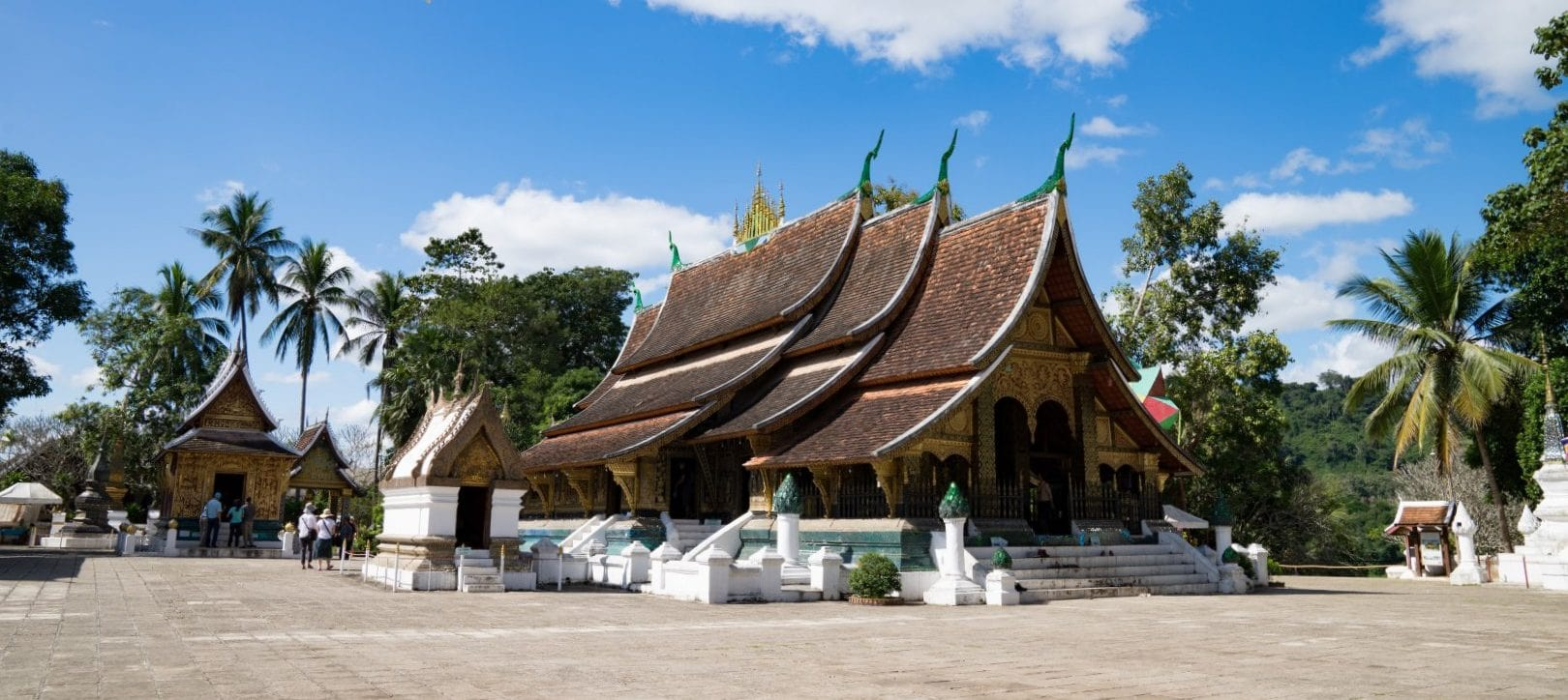 Luang Prabang tours from Italy and Spain