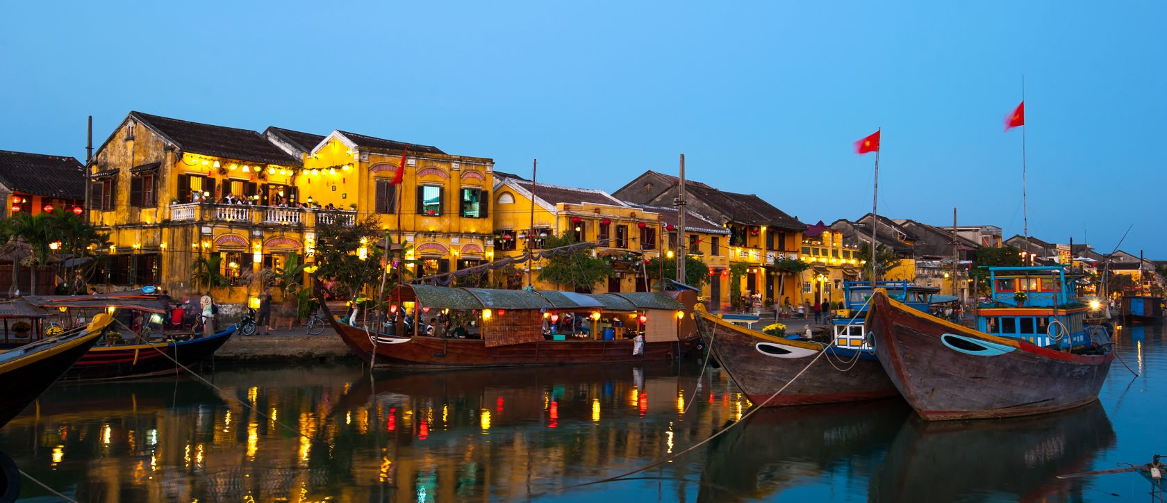 hoi an holiday vietnam from Spain and Italy Europe