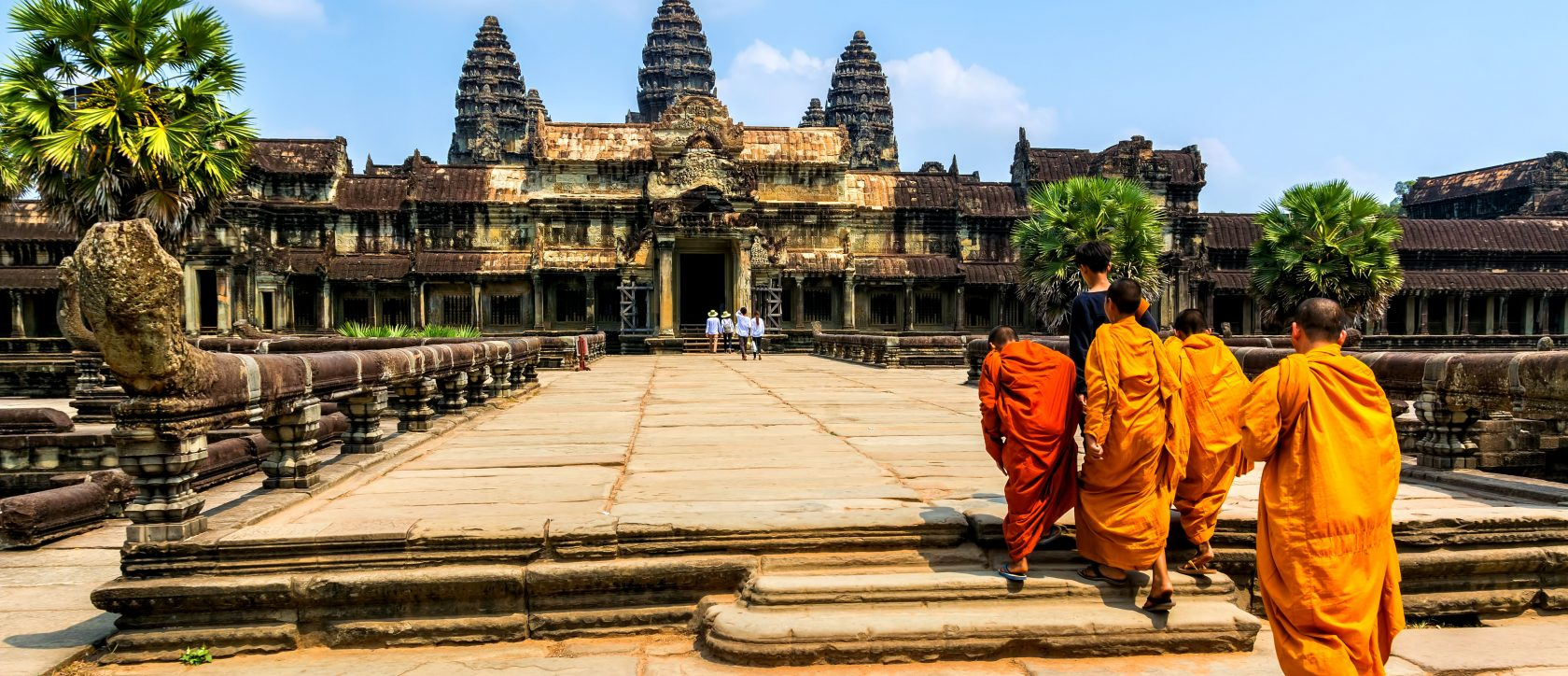 angkor wat tours from Italy and Spain
