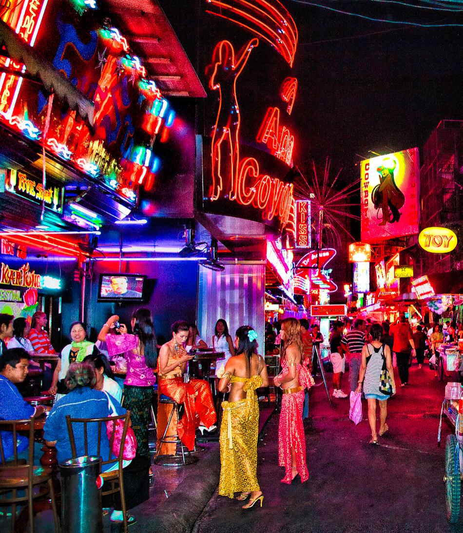 soi cowboy red-light district Bangkok