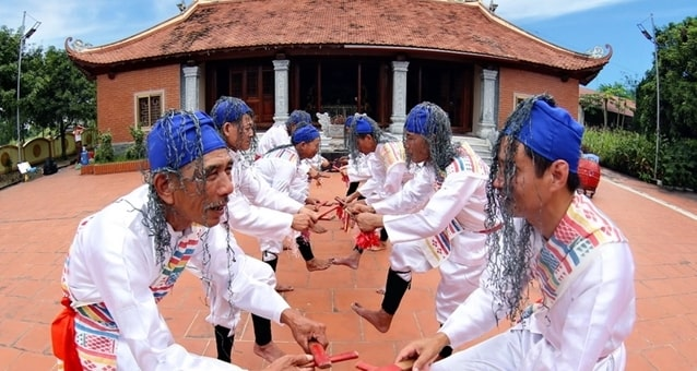 xuan pha dance vietnam