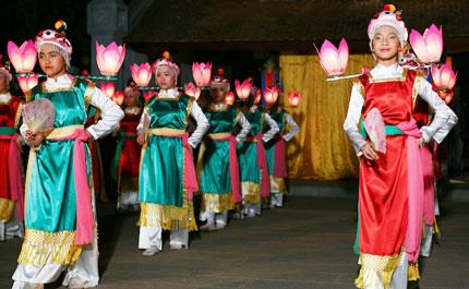 bai bong dance vietnam