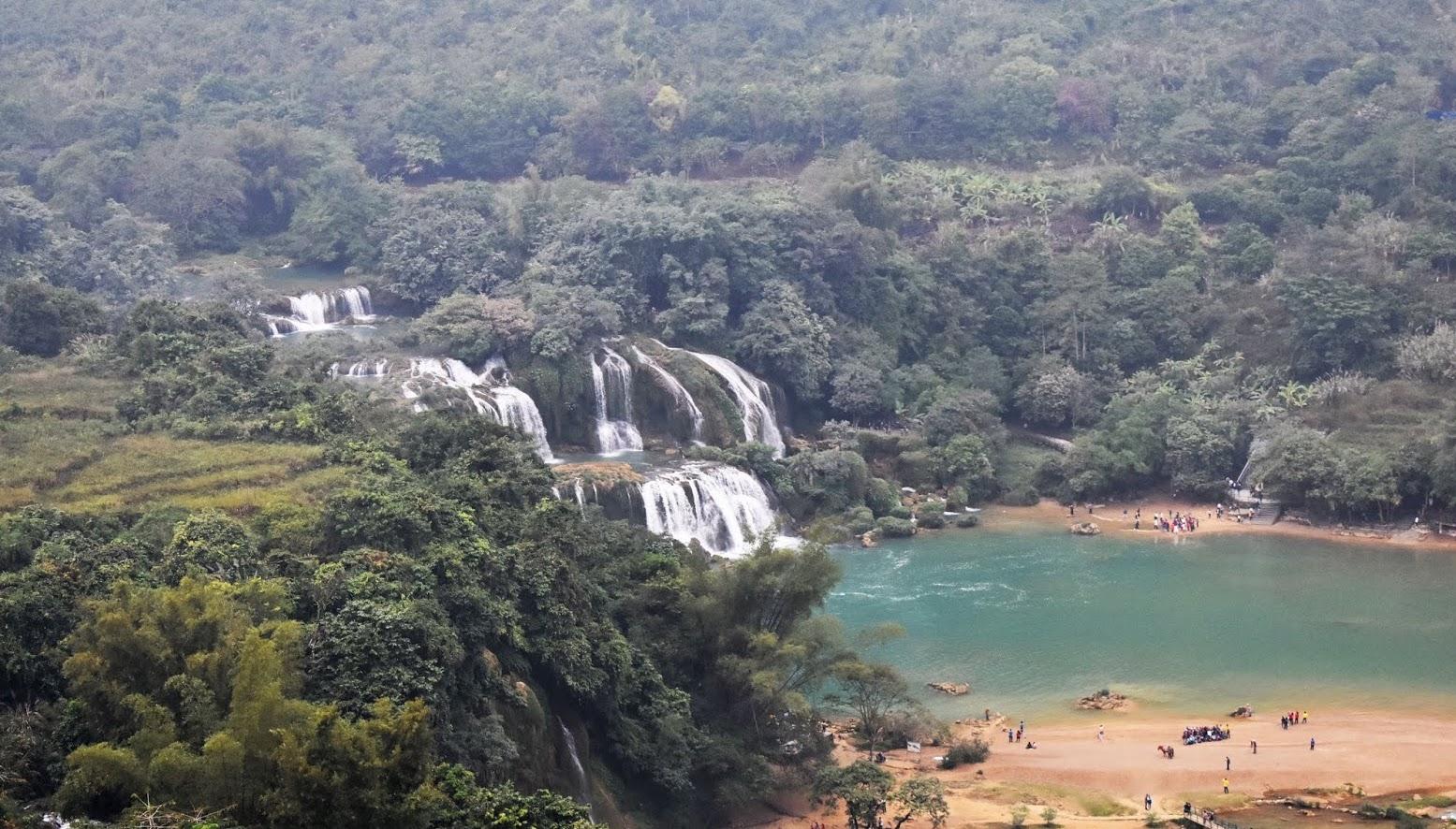 Travel Guide Ban Gioc Waterfall Cao Bang From Hanoi