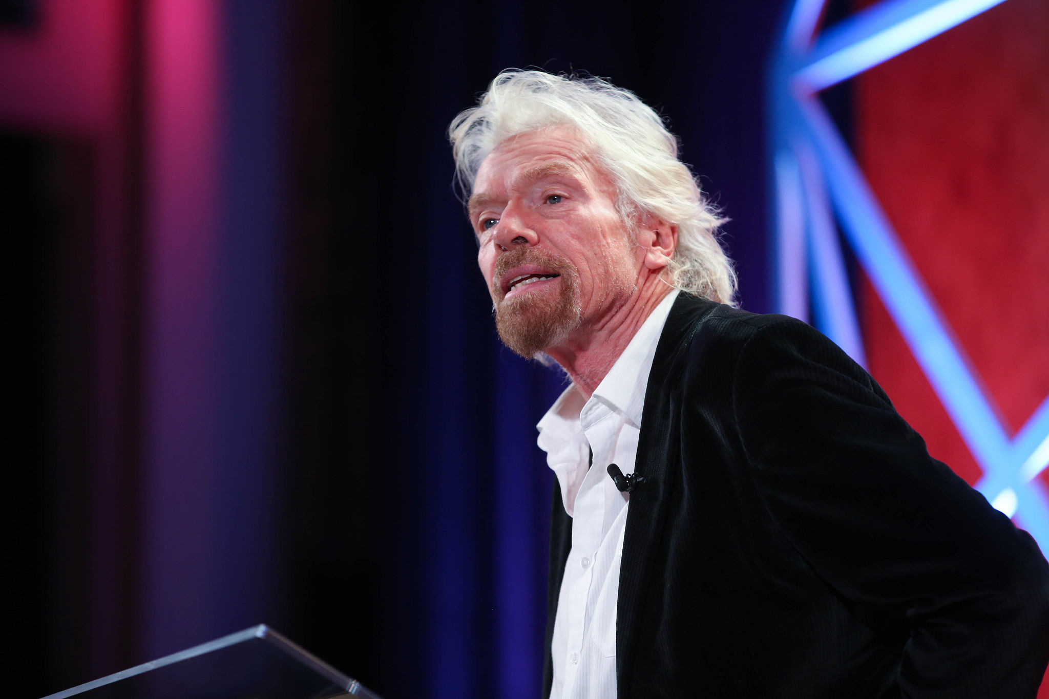 the moral imperative of modern leadership virgin richard branson global forum vatican