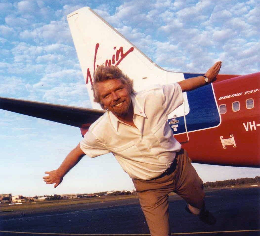 Richard Branson Wikipedia