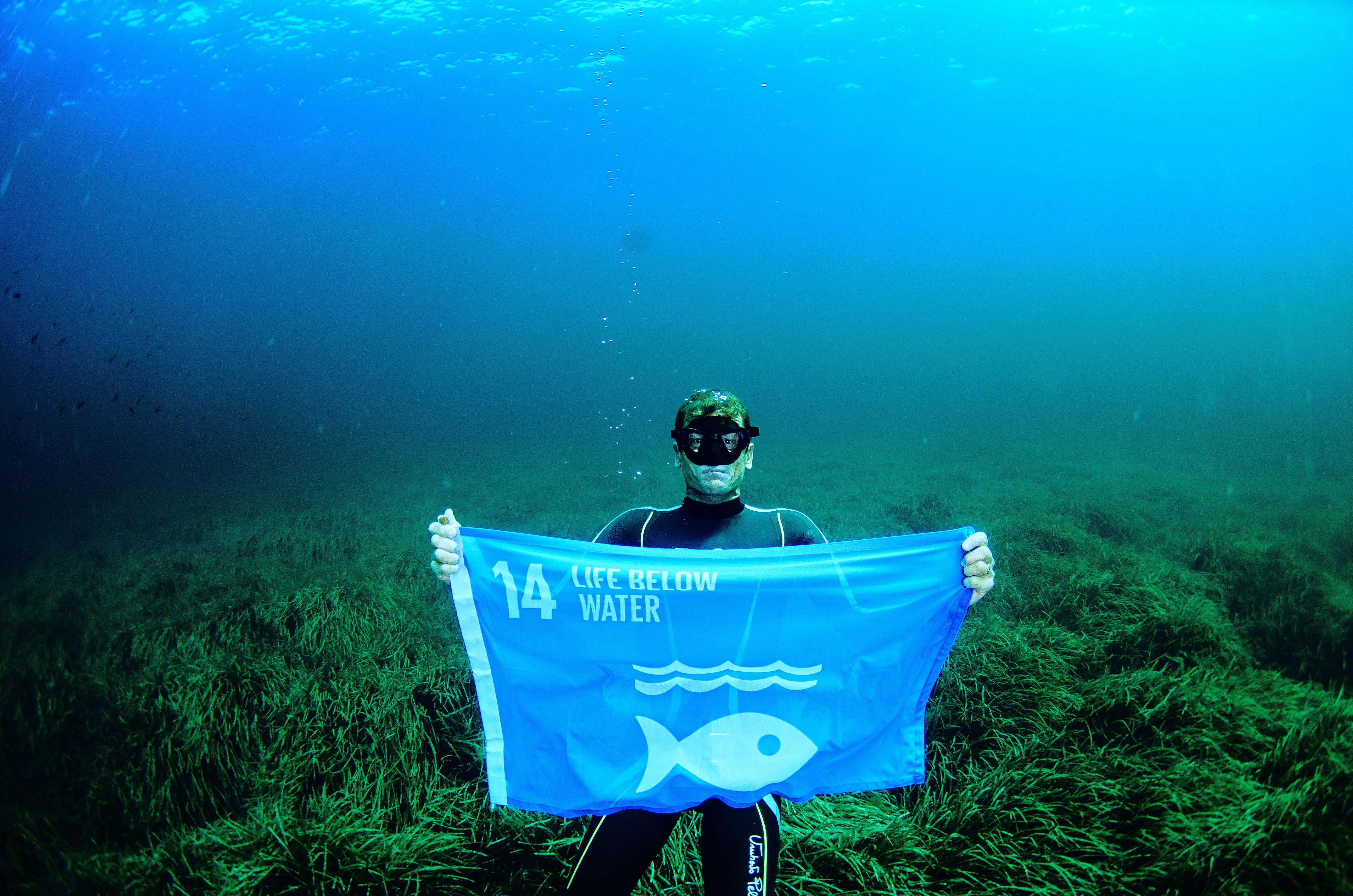 Global Goals, Ocean Unite