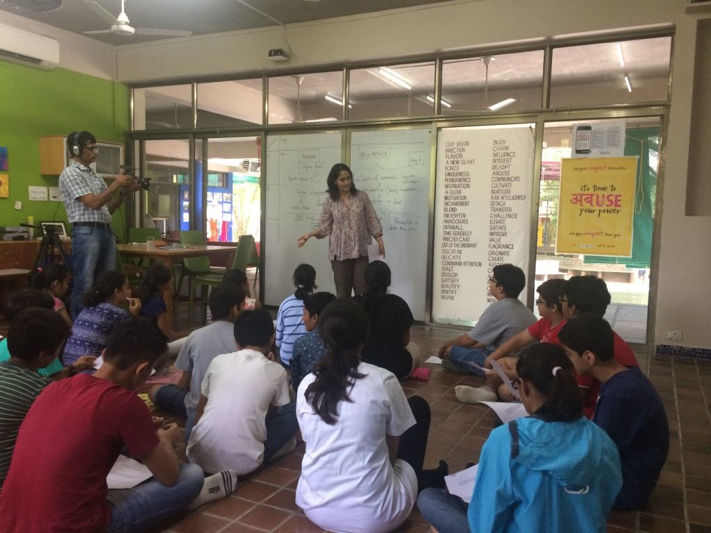 Virgin Unite, education, Ashoka, Design for Change