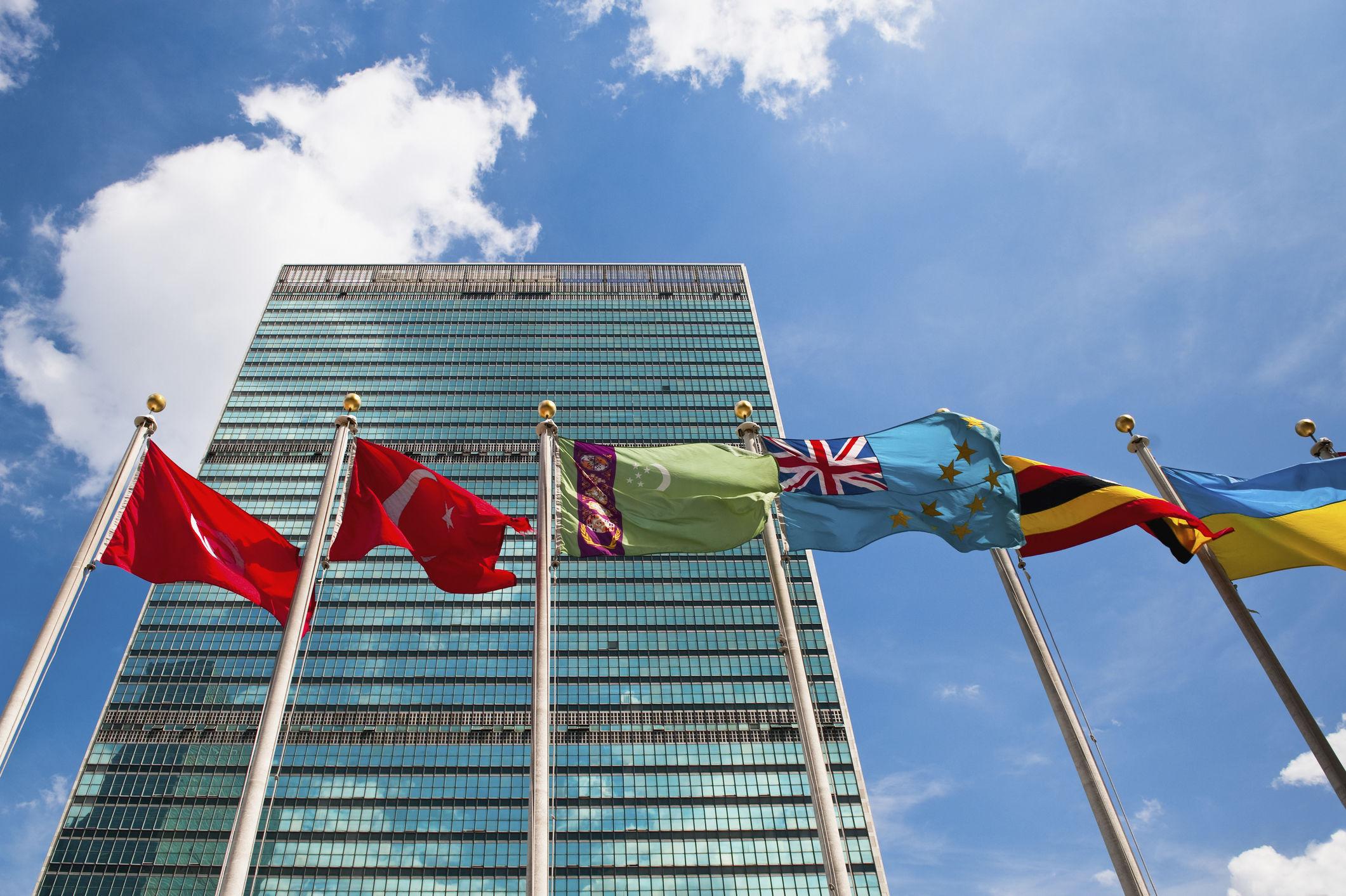 UN, Ocean Unite
