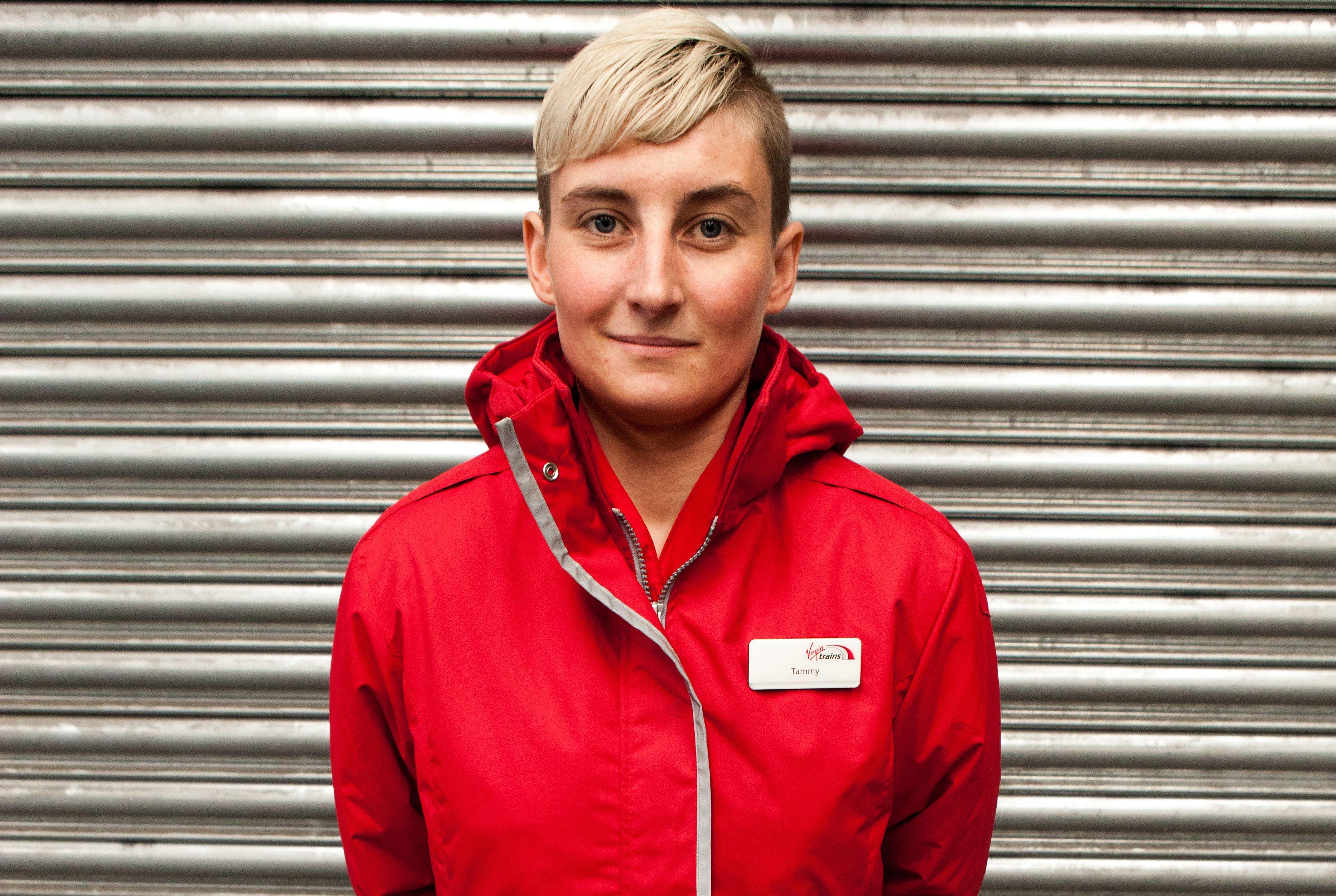 Tammy Moreton, Virgin Trains ex-offender