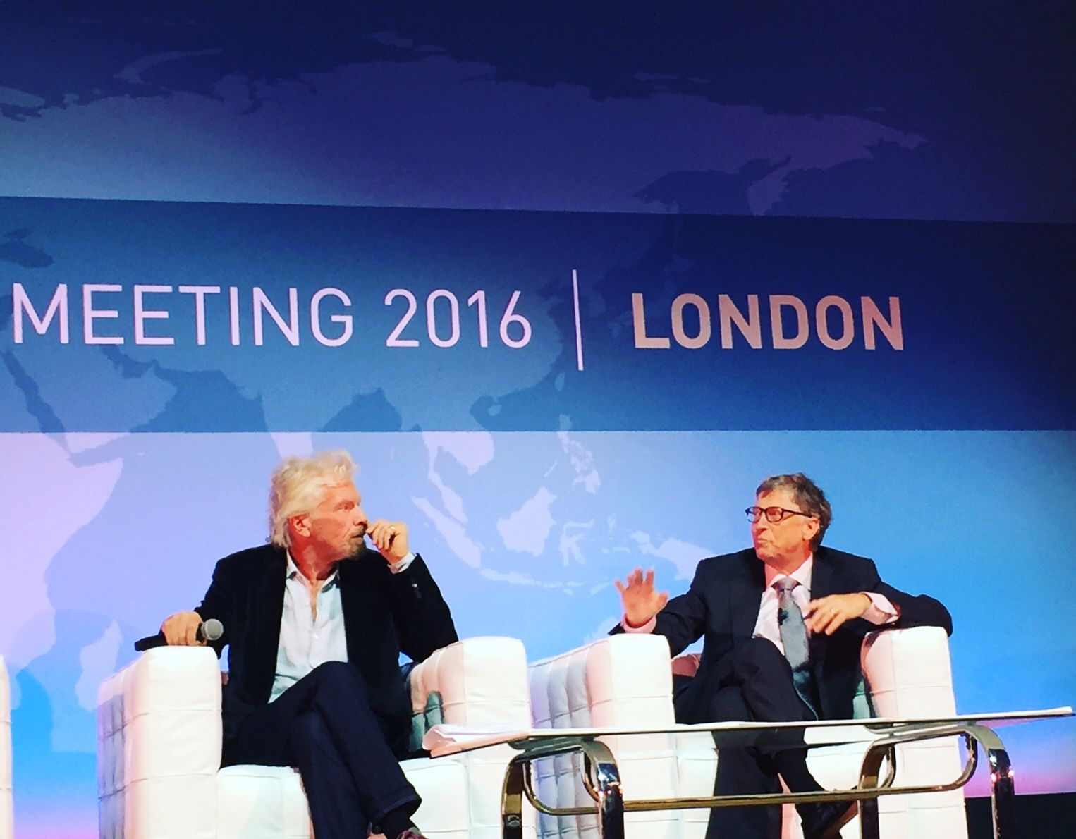 Virgin Unite, Bill Gates, Grand Challenges