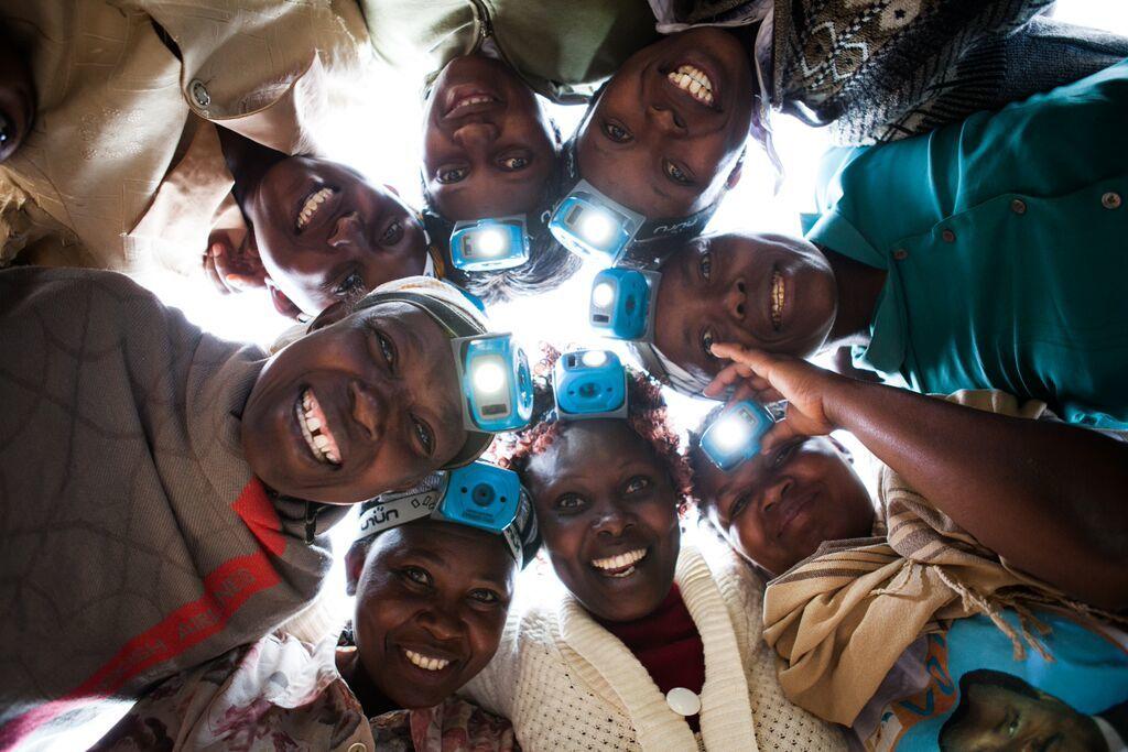 Virgin Unite, Sustainability, Nuru Energy
