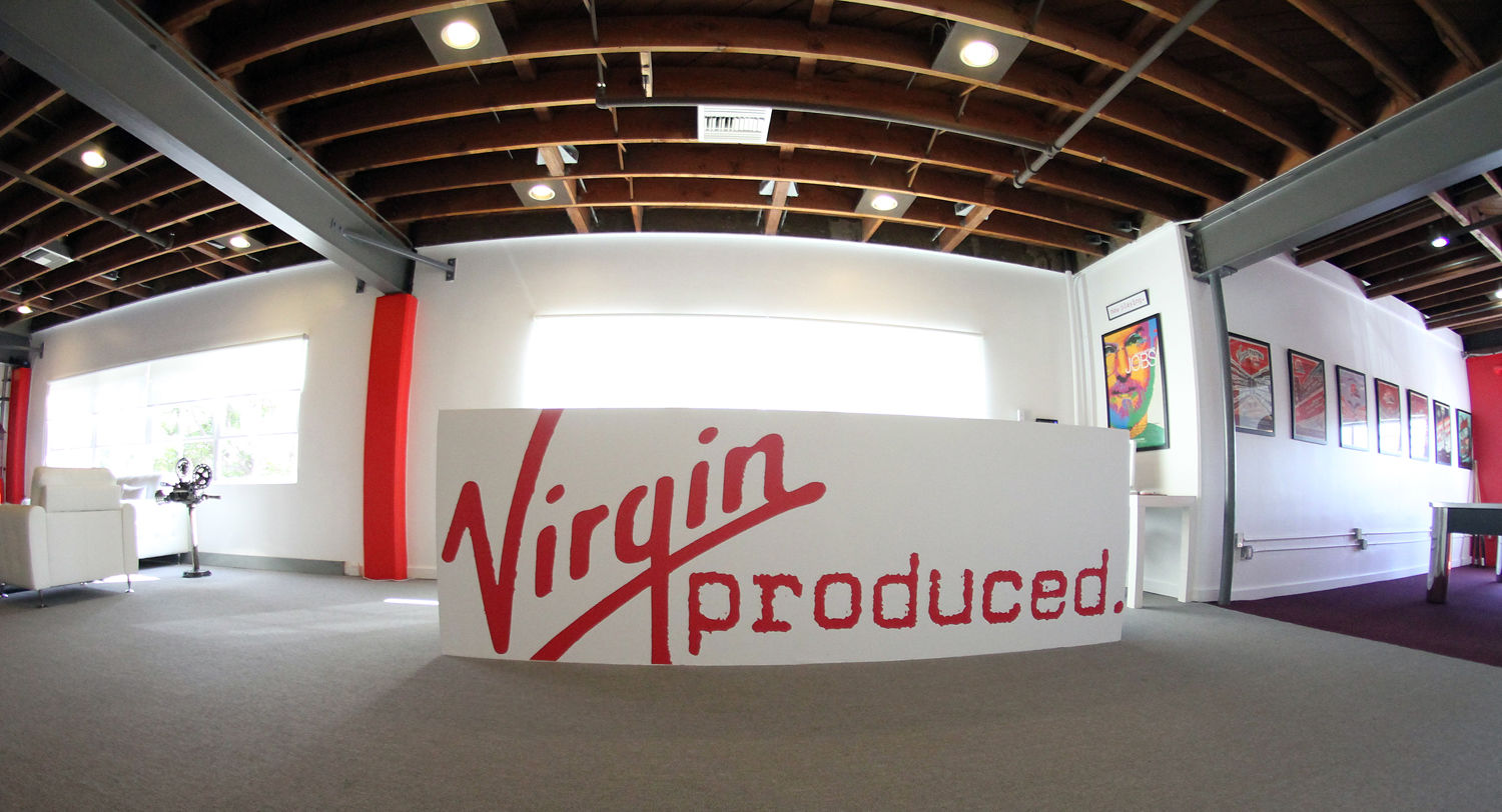Virgin Produced reception